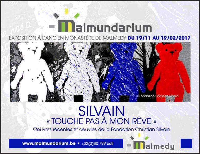 """Exposition: """"Touche pas à mon rêve"""" du 18/11/16 au 17/02/17 au Malmundarium de Malmedy"""