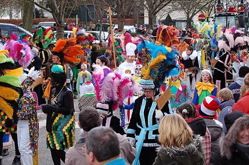 Malmedy: 559ème carnaval les 25-26-27 et 28 février 2017