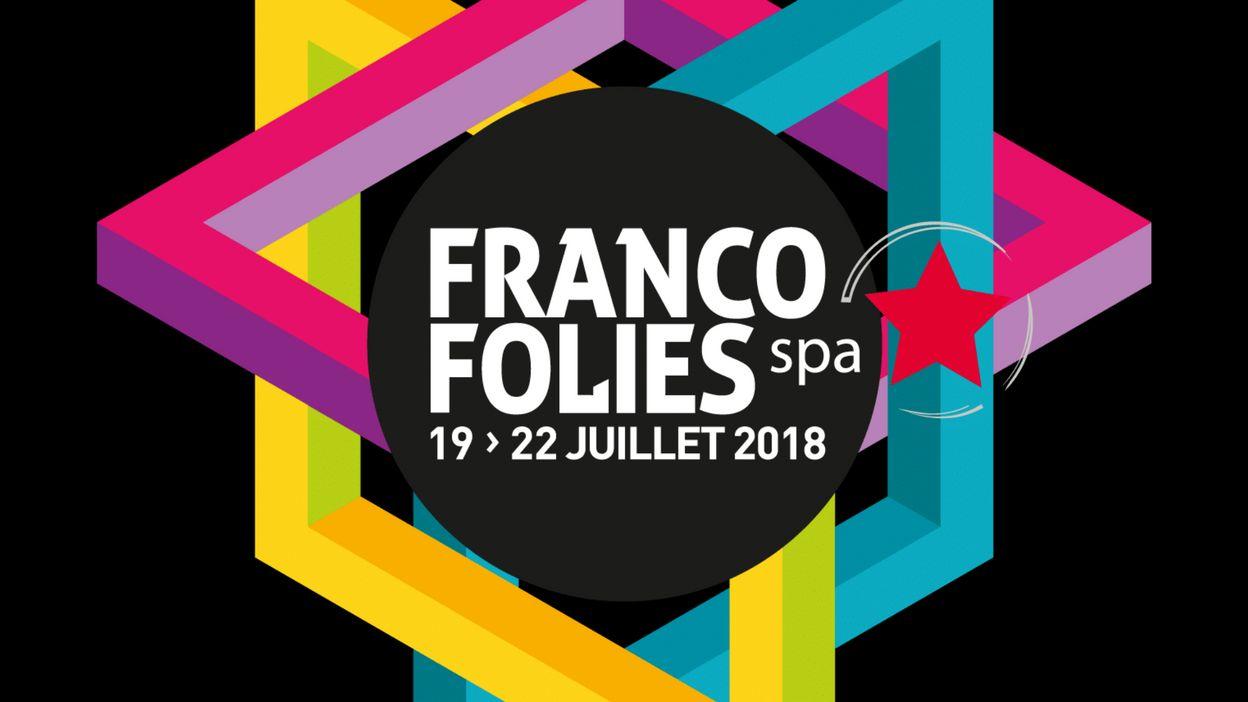 Francofolies de Spa 2018: du 19 au 22 juillet 2018