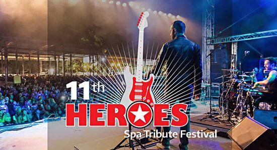 Spa Tribute Festival 11ème édition: les 29 et 30 juin 2018